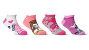 Children's Licensed 8-Pack Socks