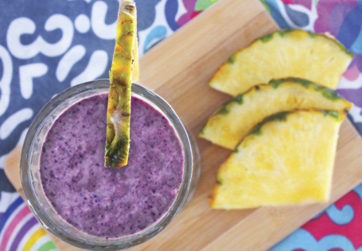 Tropical Superfruit Smoothie