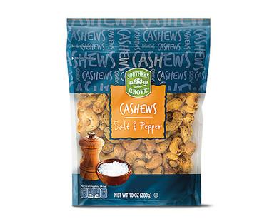 Southern Grove Salt & Pepper Cashews