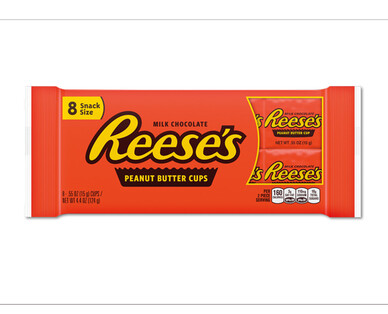 Reese's Peanut Butter Cup 8 Pack