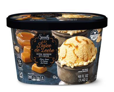 Specially Selected Dulce de Leche Ice Cream