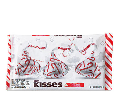 Hershey's Candy Cane Kisses