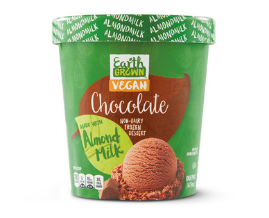 Earth Grown Non-Dairy Chocolate Almond Based Pint