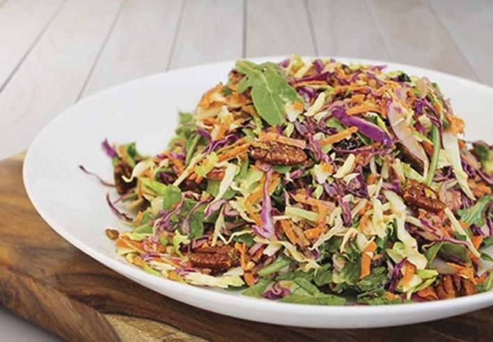 Power Salad with Citrus Vinaigrette