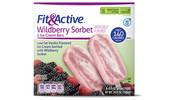 Fit & Active® Wildberry Sorbet Ice Cream Bars