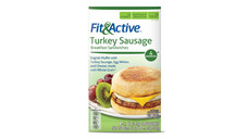 Fit and Active Turkey Sausage Breakfast Sandwiches. View Details.