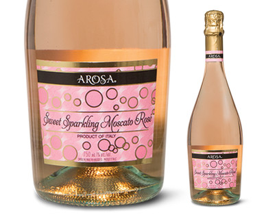 Arosa Sparkling Moscato Rosé