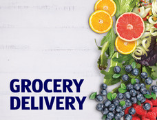 Grocery delivery powered by Instacart. Click to learn more.