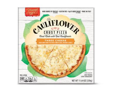 Mama Cozzi's Pizza Kitchen Cauliflower Crust 3 Cheese Pizza