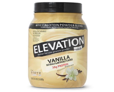 Elevation Vanilla Protein Powder
