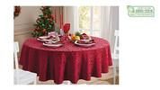 Huntington Home Tablecloth with Napkin Set