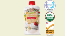 Parent Tested Parent Approved. USDA Organic. 2017 Best New Product. to product detail