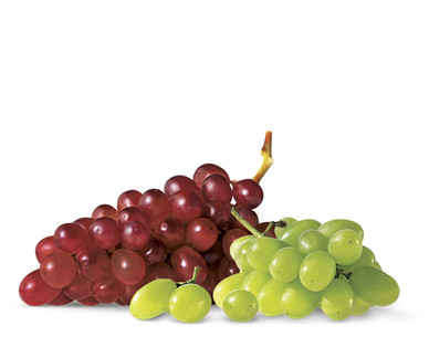 Red/Green Grapes