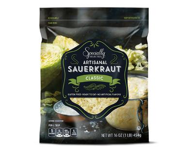 Specially Selected Classic Sauerkraut