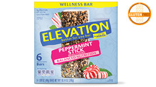 Elevation by Millville Chocolate Peppermint Wellness Bars. View Details.
