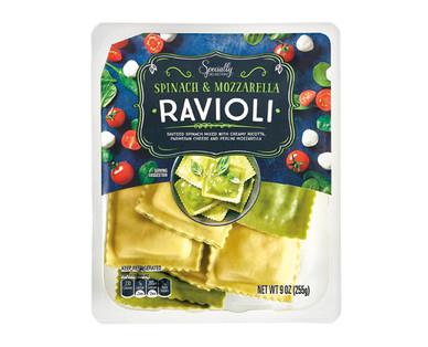 Specially Selected Spinach & Mozzarella Ravioli