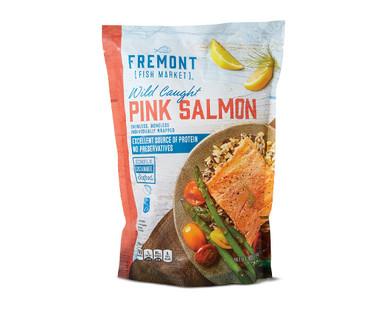 Fremont Fish Market Wild Caught Salmon