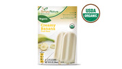 SimplyNature Organic Creamy Banana Fruit Bars