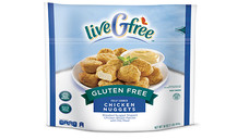liveGfree Gluten Free Chicken Nuggets