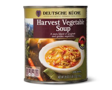 Deutsche Kuche Harvest Vegetable Soup