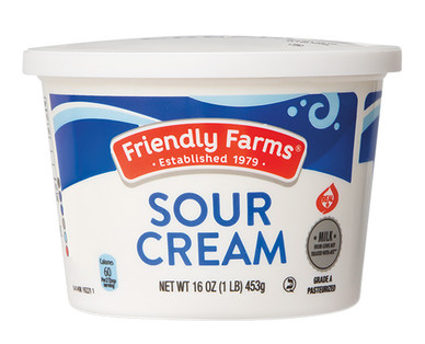 Friendly Farms Sour Cream