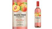 Burlwood Cellars Pacific Fruit Vineyards Sweet Peach Wine