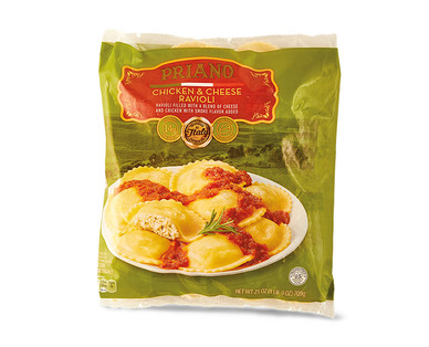 Priano Spinach & Cheese or Chicken & Cheese Ravioli View 2