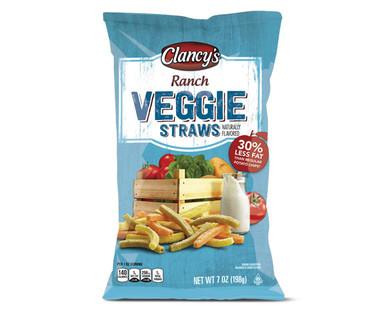 Clancy's Ranch Veggie Straws