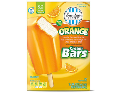 Sundae Shoppe Orange Cream Bars