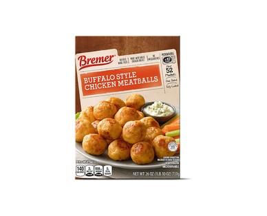Bremer Buffalo Style Chicken or Mushroom & Swiss Beef Meatballs View 1