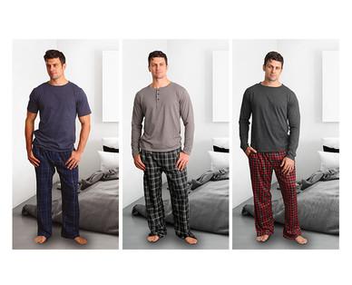 Royal Class Men's 2-Piece Sleepwear Set View 2