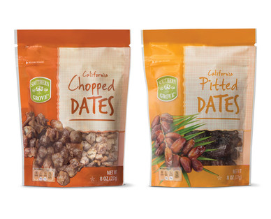Southern Grove Chopped or Pitted Dates