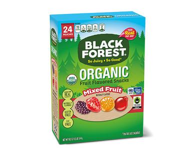 Black Forest Juicy Burst Fruit Flavored Snacks