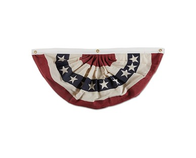 Huntington Home Patriotic Bunting or Banner Assortment View 3