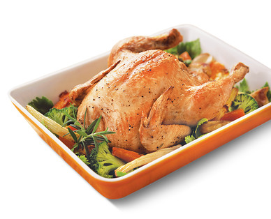 Never Any! Fresh ABF Whole Chicken