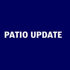 Patio Update