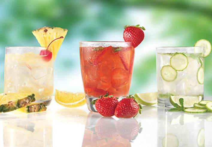Lemonade Three Ways