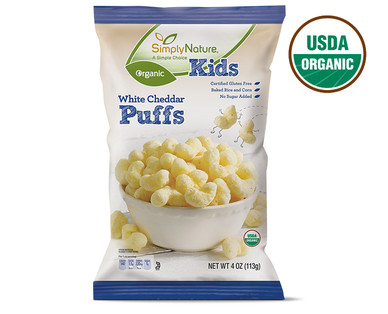 Image result for aldi white cheddar puffs