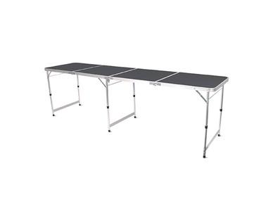 "Adventuridge 94"" Extra Long Folding Table View 1"