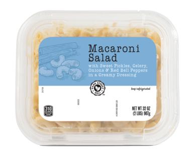 Park Street Deli Macaroni Salad
