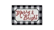 """Merry Moments 20"""" x 30"""" Holiday Accent Rug"""