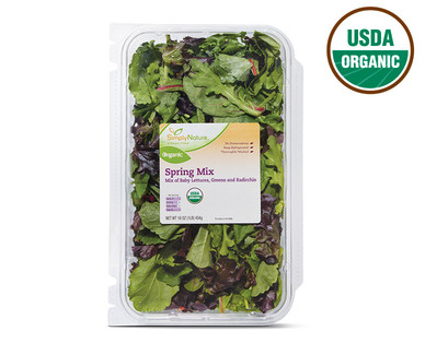 Simply Nature Organic Spring Mix