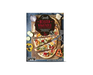 Specially Selected Flatbread Pizza View 2