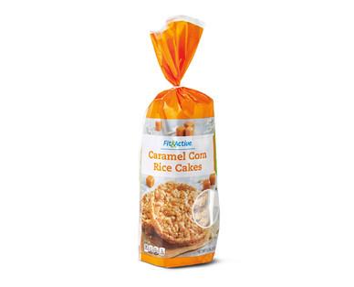 Fit & Active® Caramel Corn Rice Cakes