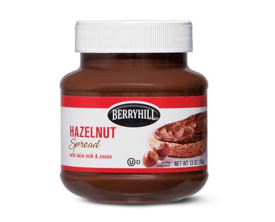Berryhill Hazelnut Spread