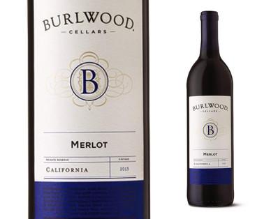 Burlwood Cellars Merlot
