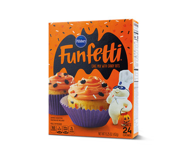 Pillsbury Halloween Funfetti Cake Mix View 3