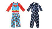 Children's Licensed Fleece Pajama Set