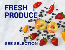Fresh Produce. View Selection.