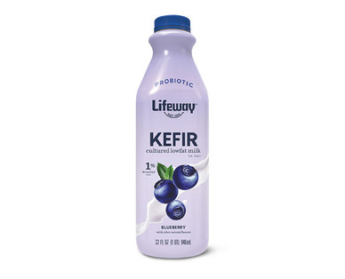 Lifeway Lowfat Blueberry Kefir